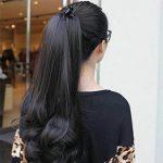 Christal wear our Monique Malaysian hair